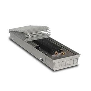 Внутрипольный конвектор PrimoClima PCVS90-900, решетка анодированный натуральный алюминий