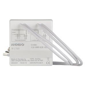 Скрытый 10-амперный приемник NOBO RS 700
