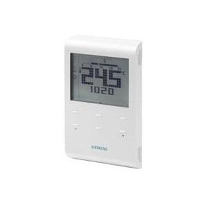 Комнатный термостат Siemens с 7-дневным расписанием, AC 230 В, RDE100