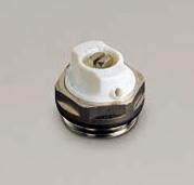 Воздухоотводчик LUXOR ручной 1/2 VS 620 (арт. 67795421)