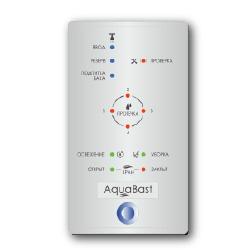AquaBast, пульт управления к системе