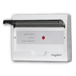 AquaBast, контроллер управления системой