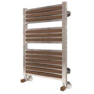 Полотенцесушитель Benetto РИМИНИ П15 7-4-4 деревянные накладки 12шт.