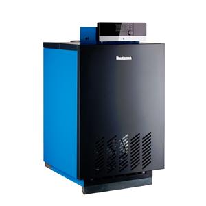 Напольный газовый чугунный отопительный котел Buderus Logano G234-38 WS 38 кВт, с атмосферной горелкой, 8732204651