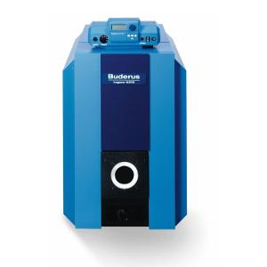 Напольный чугунный котел Buderus Logano G215WS - 52 кВт, работающий на газе или дизельном топливе, 30008373