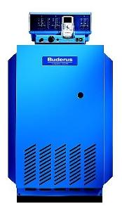 Напольный газовый чугунный отопительный котел Buderus Logano G234 - 60 кВт с атмосферной горелкой, 7738501183