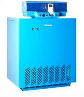 Напольный чугунный отопительный котел Buderus Logano G334WS - 146 кВт, работающий на газе (установка с двумя котлами), 7738501210