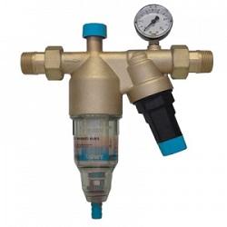 """Фильтр с редукционным клапаном и манометром BWT-AVANTI-HWS 1"""" (10172)"""