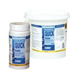 Быстрорастворимые гранулы на основе хлора BWT BENAMIN QUICK, 5 кг. (13301)