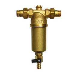 """Фильтры для горячей воды с прямой промывкой BWT Protector mini 3/4"""" (10507)"""