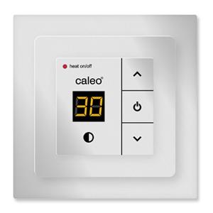 Терморегулятор CALEO 720 с адаптерами, Silver