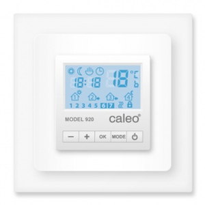 Терморегулятор CALEO 920 с адаптерами