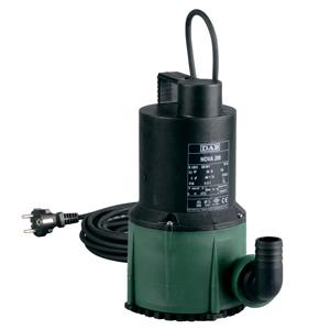 Погружной насос для систем водоотведения DAB NOVA 600 M-A 60170221H