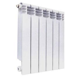 EL.500 (Elegance) Алюминиевый радиатор секционный