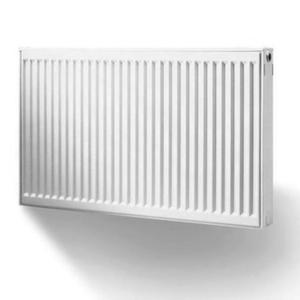 Стальной панельный радиатор Buderus Logatrend K-Profil (боковое подключение), 22 тип, 300х400