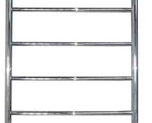 Дизайн- радиатор  Дельта-4 (полировка)