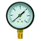 Манометр ICMA 63 Радиальное подключение 1/4 атм. 0-4, 244/91244АВ04