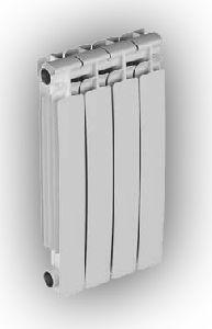 Алюминиевый литой секционный радиатор BILUX ALM 300