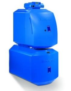 Напольный чугунный котел Buderus Logano G125SE - 25 кВт, работающий на дизельном топливе, 30009019