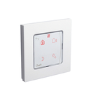 Danfoss Icon™ программируемый комнатный термостат, 230 Вт, встраиваемый, 088U1020