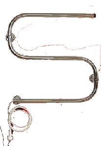 Дизайн- радиатор Теплая семья ПЭБ-40 S (полимер)