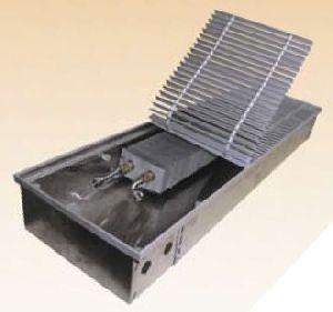 Встраиваемый в пол конвектор EVA без вентилятора KТ - 1000