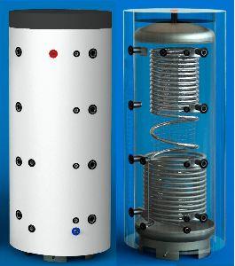 Буферный накопитель  Hajdu PT500CF (с теплообменником и контуром)