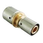 "Oventrop ""Cofit P"" - прес. муфта 16x16 мм, бронза/нерж. сталь Артикул №: 1512543"