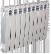 Биметаллические радиаторы Elegance Wave Bimetallico