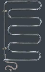Электрический полотенцесушитель Vandens Angis 4B (нерж. сталь), 5903