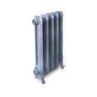 Чугунный радиатор EXEMET Rococo 660/500 (1 секция), межцентровое расстояние 500 мм