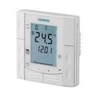 Комнатный термостат Siemens для электрического тёплого пола, 16A, с расписанием, RDE410/EH