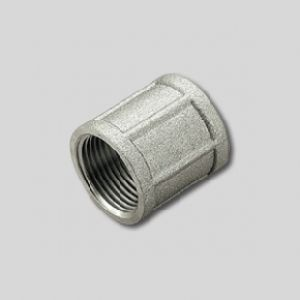 Муфта ВВ никелированная Tiemme 1/2х1/2, арт. 1500136 (1550N00404)