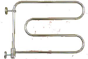 Дизайн- радиатор Теплая семья ПЭБ-40 У (полимер)