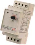 Терморегулятор Devireg™ 330 +60°C-+160°C,с датч. на проводе (140F1073) DEVI