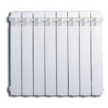 Алюминиевый радиатор GLOBAL VOX 500 (1 секция)