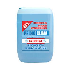 Теплоноситель PRIMOCLIMA ANTIFROST на основе пропиленгликоля, масса брутто - 20 кг (антифриз для систем отопления)