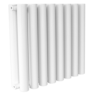 Стальной трубчатый радиатор КЗТО Радиатор  Гармония-2-155 (3 секции)