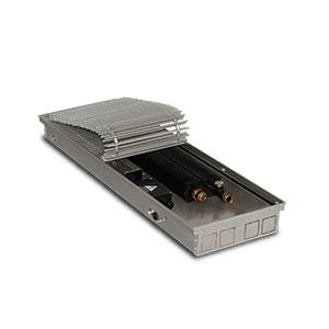 Внутрипольный конвектор PrimoClima PCVS75-900, решетка анодированный натуральный алюминий