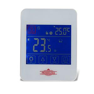 Настенный терморегулятор PrimoControl для конвекторов PrimoClima без вентиляторов (естественная конвекция), арт. 777001