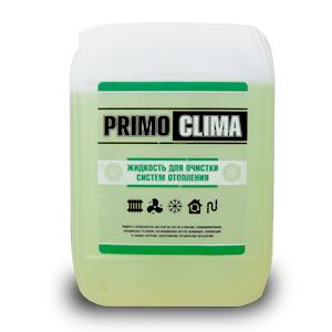 Жидкость PrimoClima для очистки систем отопления, 10 кг
