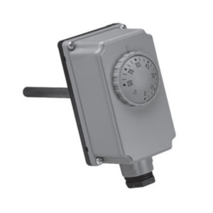 Накладной термостат Danfoss ITC для системы ГВС, погружной, арт. 099-105700