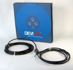 DEVI Нагревательный кабель DTIV-9 206 / 225 Вт 25 м, 140F0007