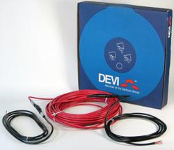 DEVI Нагревательный кабель DSIG-20 2415 / 2640 Вт 131 м, 140F0225