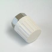 Головка ручного привода Oventrop белого цвета, М30х1,5 арт.1012565
