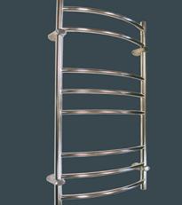 Водяной полотенцесушитель Vandens W - LINE Classic (7 горизонтальных элементов), 15911