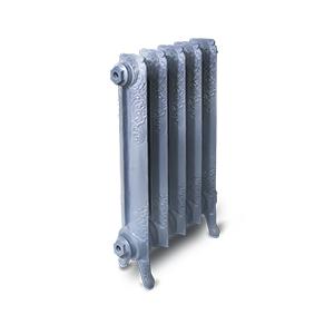 EXEMET Rococo 565/400 (1 секция), чугунный радиатор