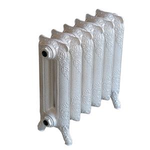 Чугунный радиатор EXEMET Romantica 510/350 (1 секция), межцентровое расстояние 350 мм