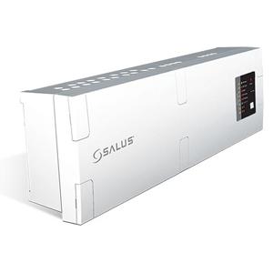 Беспроводной 8-зонный центр коммутации Salus KL10RF