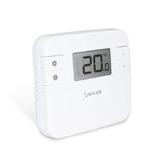 Проводной электронный терморегулятор, непрограммируемый Salus RT310